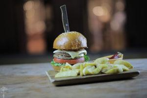 Sugar Cafe - Cocktail Bar - Gialova Messinia - burger 2